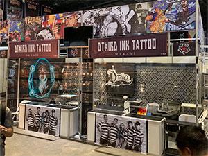 D'third Tattoo Ink Studio at Dutdutan events